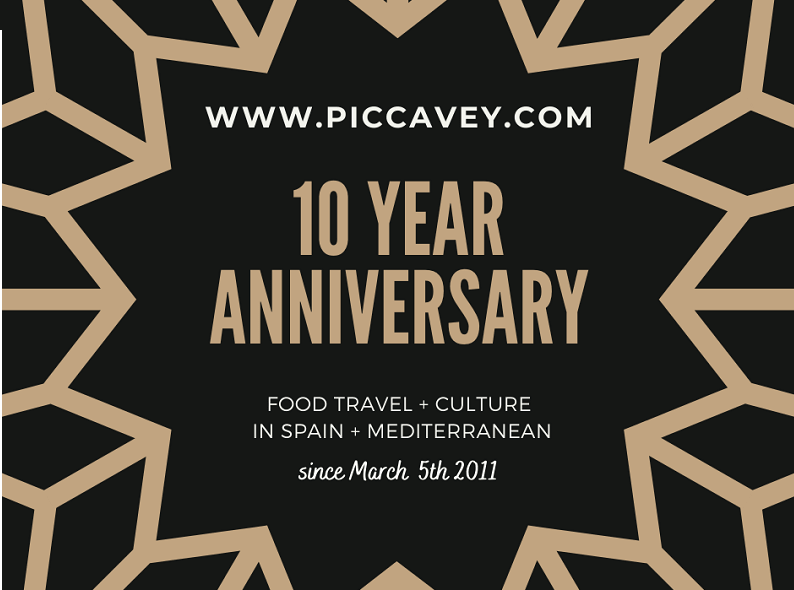 10 year Piccavey Spain Blog