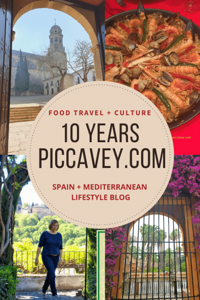 blog about Spain 10 years of Piccavey.com