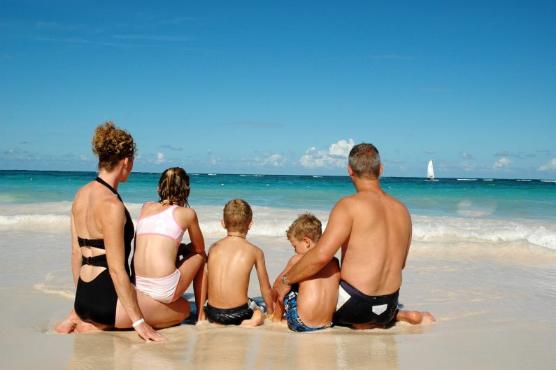 Family holiday in Punta cana