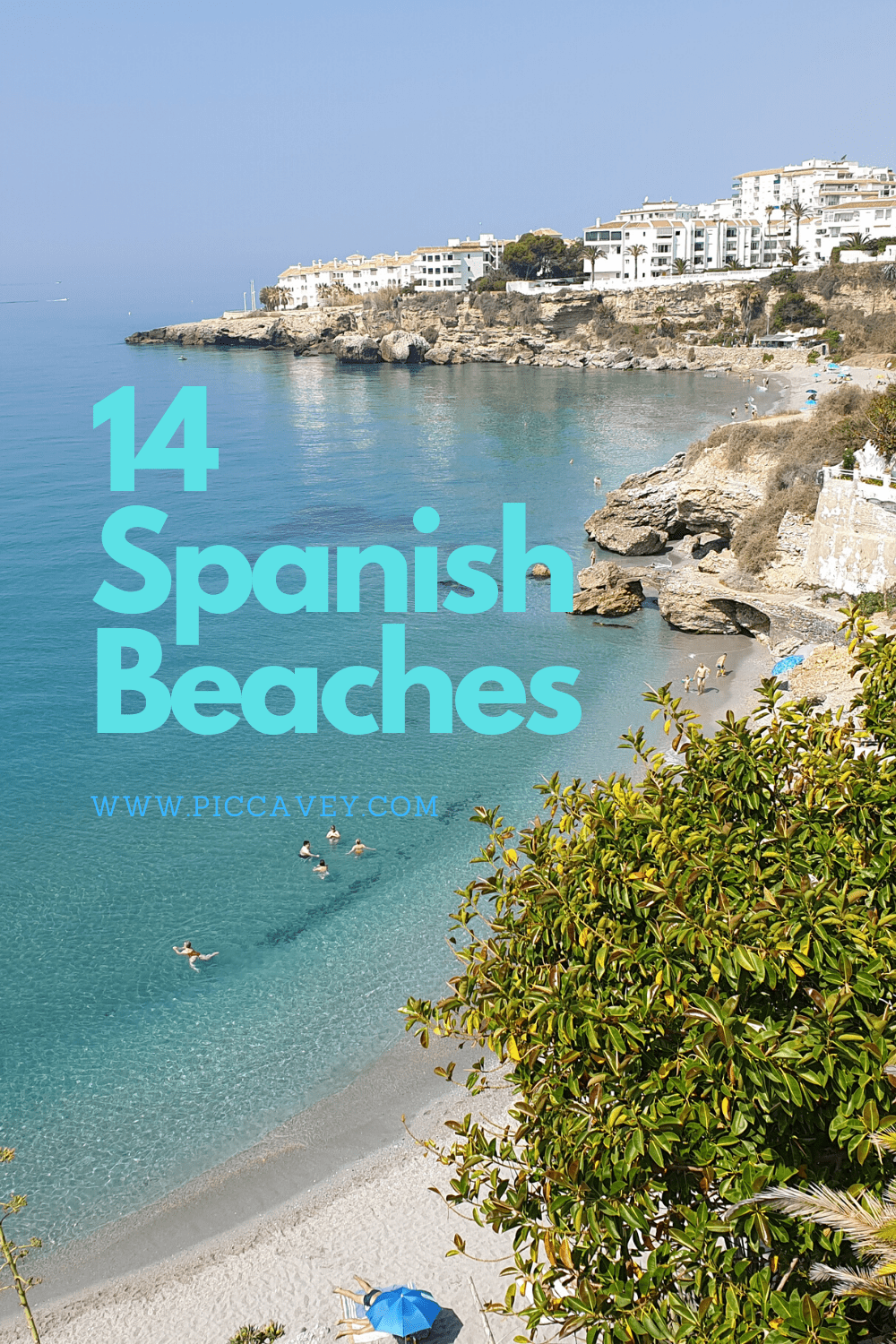 14 Best Spanish Beaches