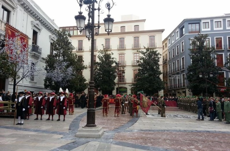 2 January 2015 Granada