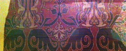 15th century Silk in Granada Spain