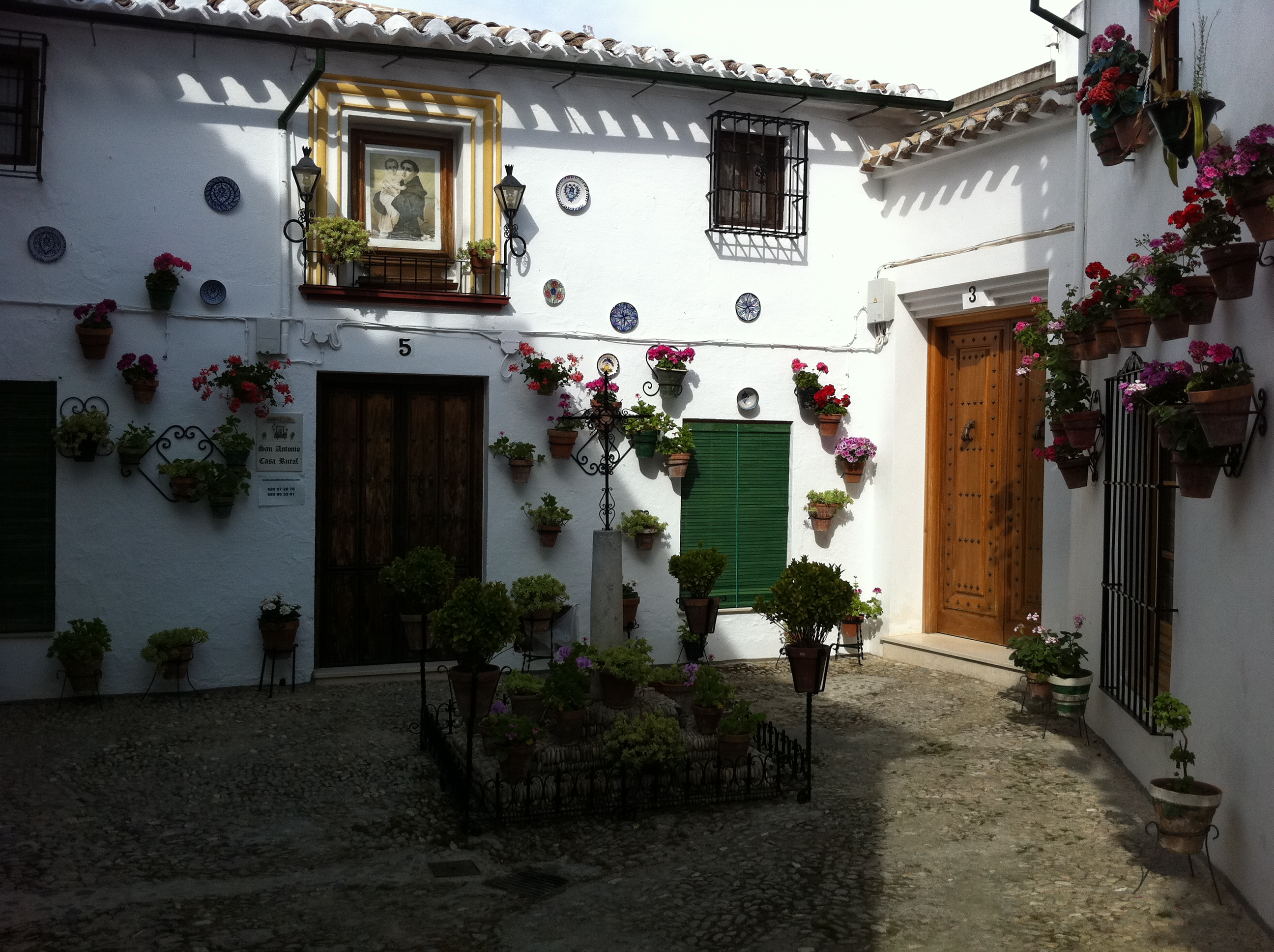 Villages in Southern Spain