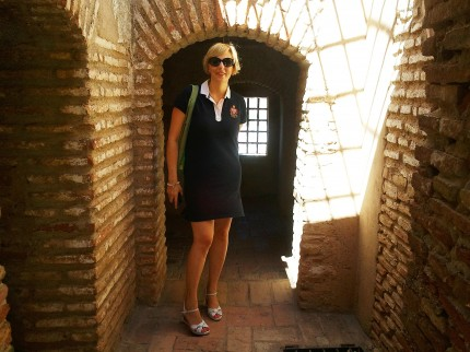 Molly in Malaga    piccavey.com