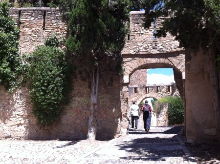 Tortosa Tarragona Spain  A walk up to the castleTBMCatSur