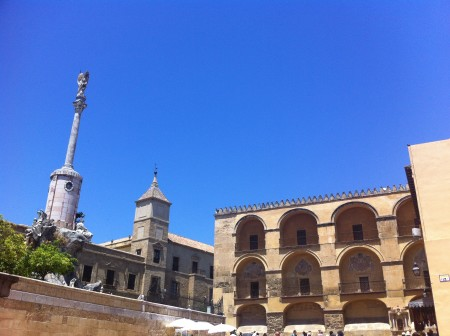 Cordoba Summer in Spain