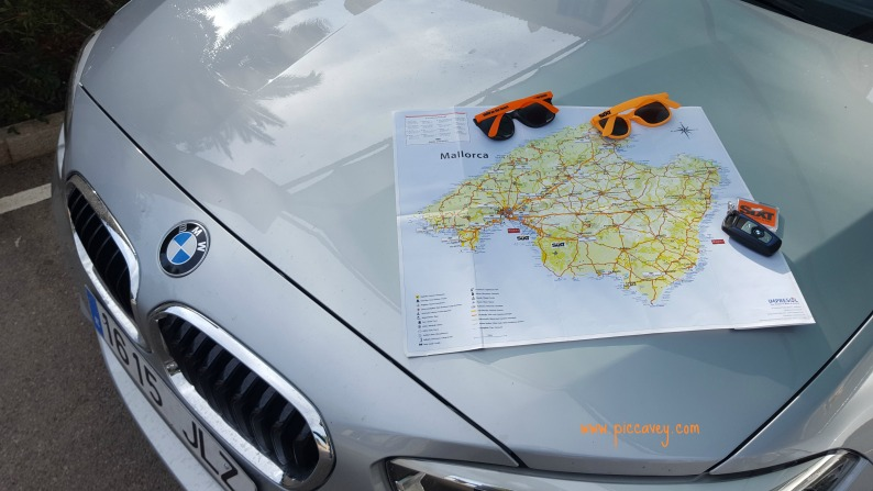 BMW Sixt España Majorca Road trip