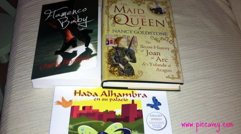 3 Spain book reviews