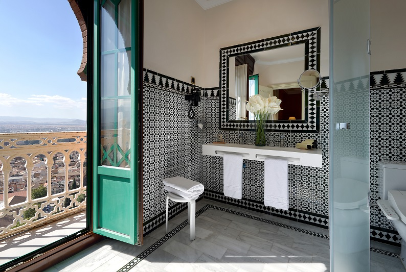 Hotel Alhambra Palace 5star in Spain