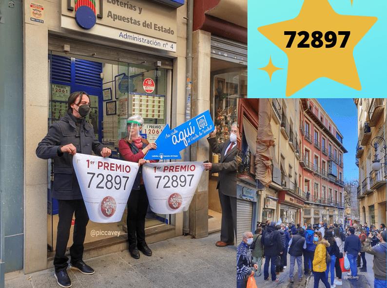 Granada Lottery Win 22 December 2020