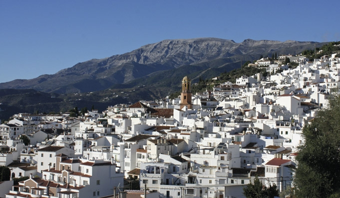 Walking the Mountains of Nerja