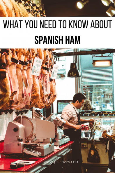 All you need to know about Spanish ham