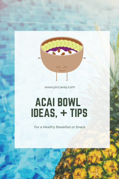 Acai Bowls Ideas Recipes
