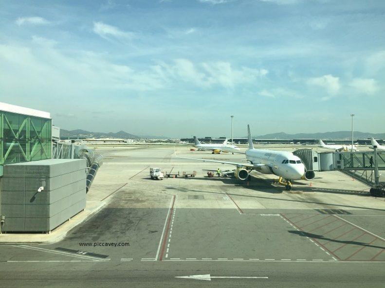 Aeropuerto Barcelona Prat Vueling