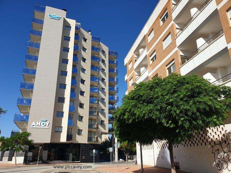 Ahoy Apartments Accommodation ELCAMPELLO
