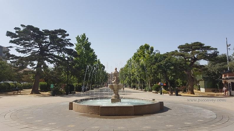 Paseo Alcala La Real
