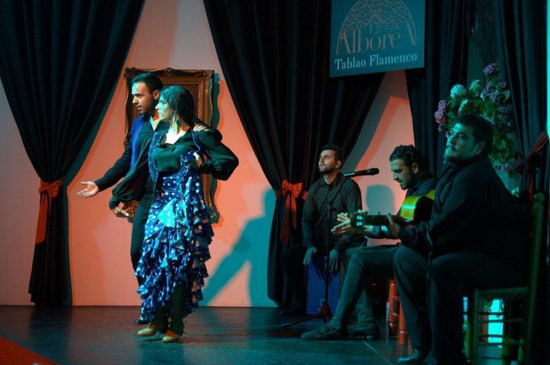 Alborea Flamenco Granada