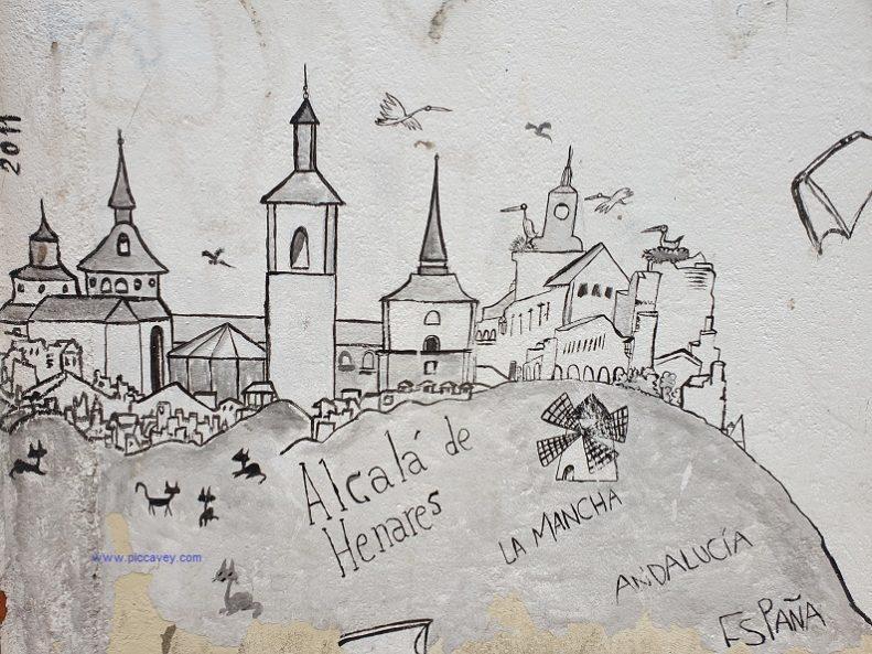 Alcala de Henares Spain by piccavey