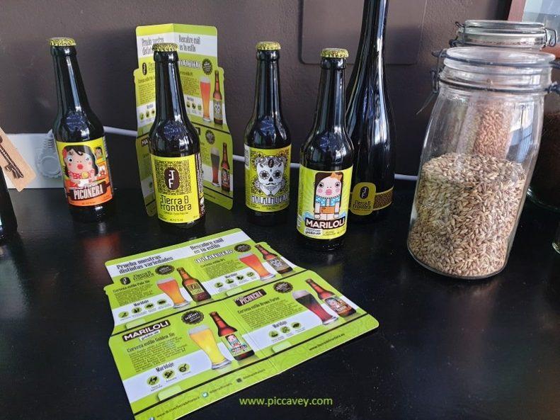 Alcala la Real Tierra de Frontera Craft Beer