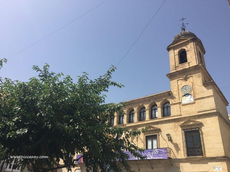 Alcala la Real Town Hall