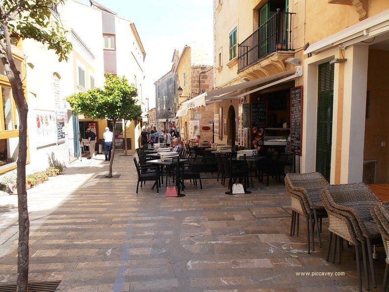 Alcudia Mallorca Spain Blog