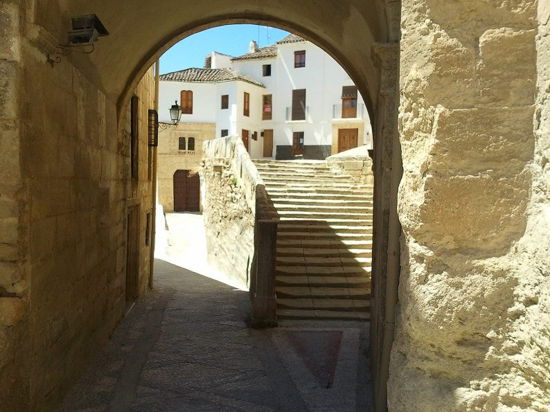 Alhama de Granada by piccavey