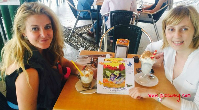 Alhambra Fairy- Spain book review