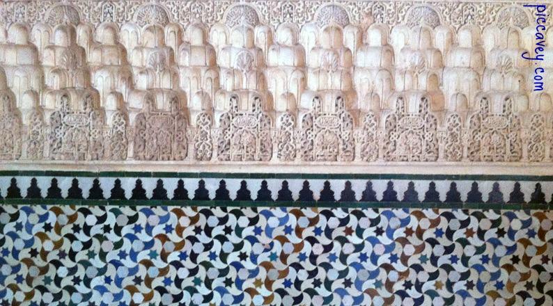Alhambra-Granada-Spain-mosa