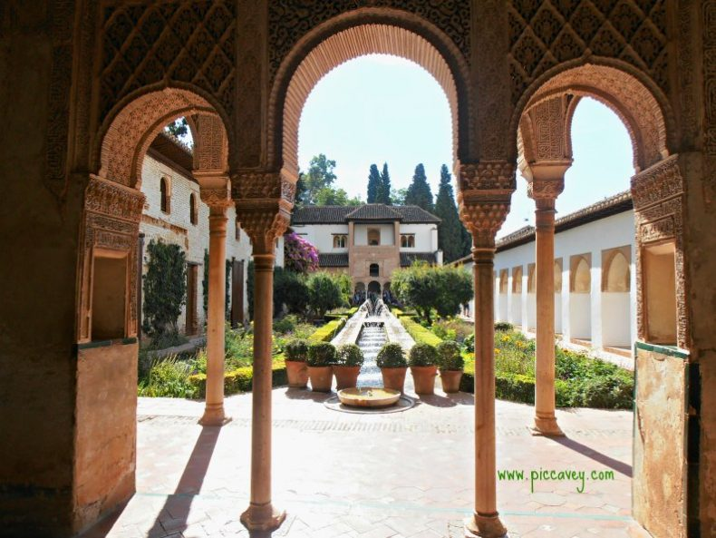 UNESCO sites in Andalucia