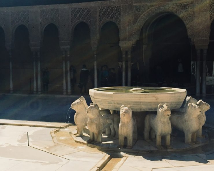 Alhambra Granada with Children