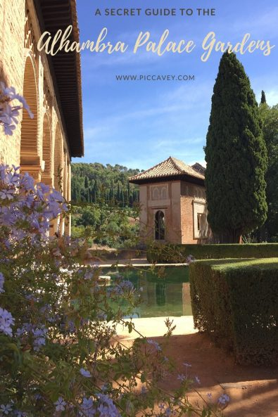 Alhambra Palace Gardens
