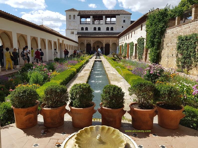 Alhambra Palace Generalife