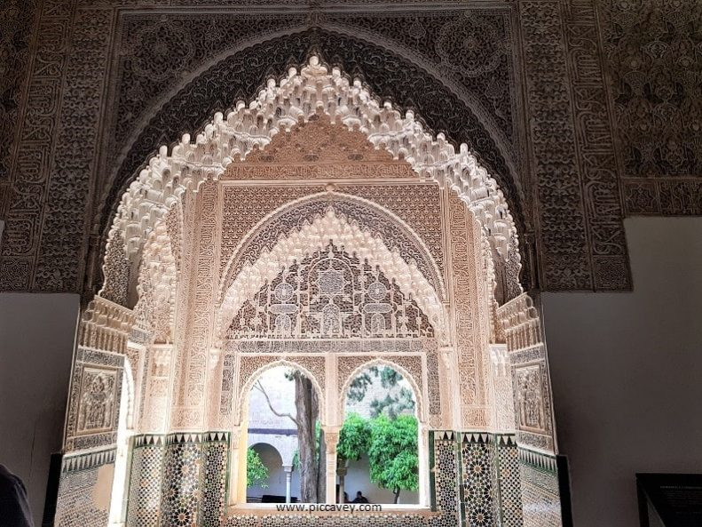 Alhambra Palace Granada Spain blog