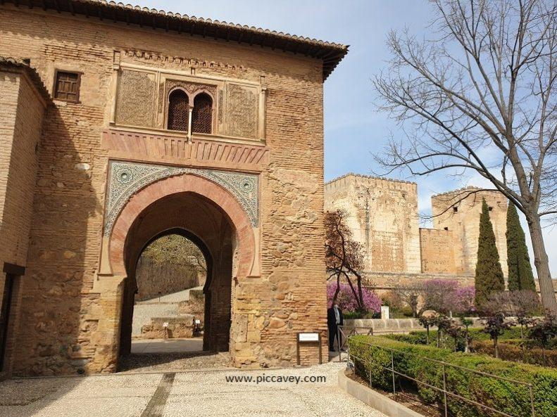 Alhambra palace blog Granada