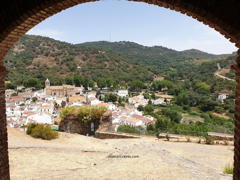 Almonaster la Real Huelva