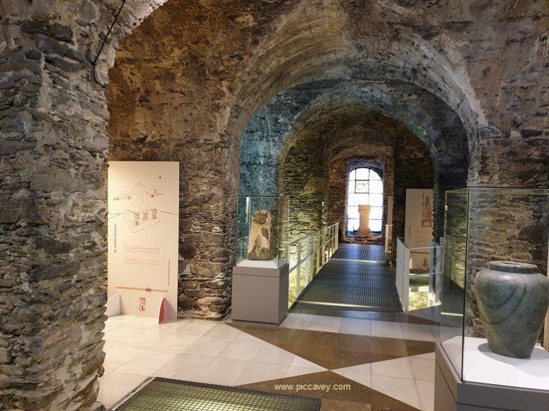 Almuñecar Museum Siete Palacios Spain