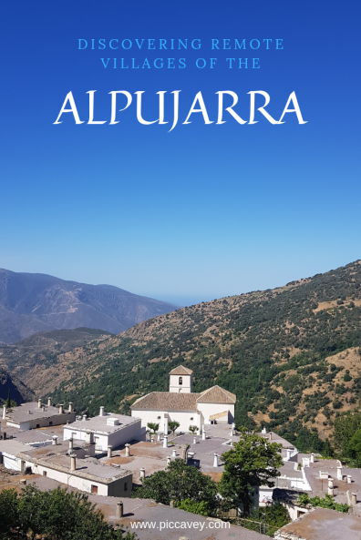 Alpujarra Villages Granada Spain