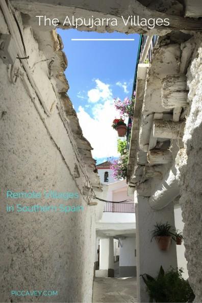Alpujarra Villages