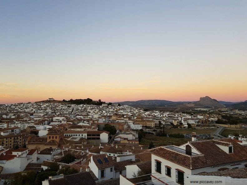 Antequera Spain by piccav Sunset ey