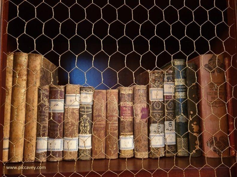 Antique Books Cordoba Spain