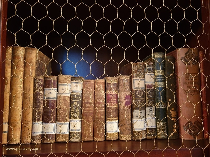 Antique Books Cordoba Spain