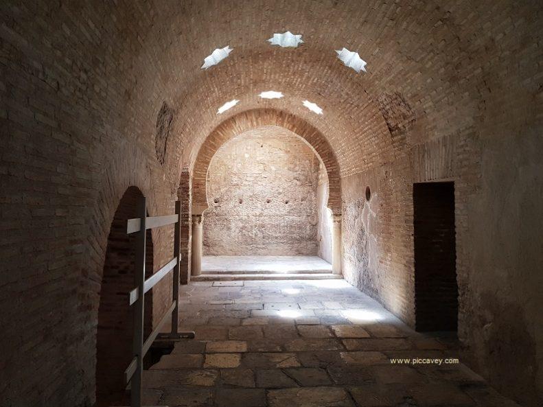 Arab Baths Jaen Spain