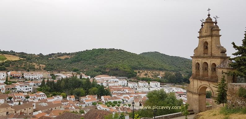 Aracena Castle Huelva Spain
