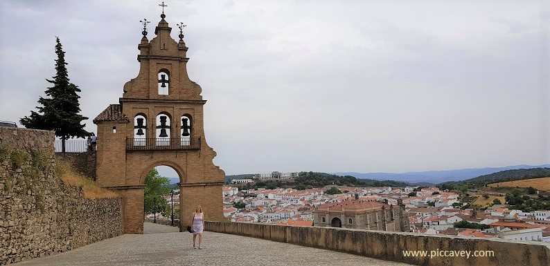 Aracena Archway Huelva Spain