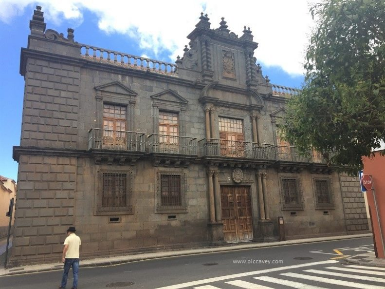 Architecture La Laguna Tenerife
