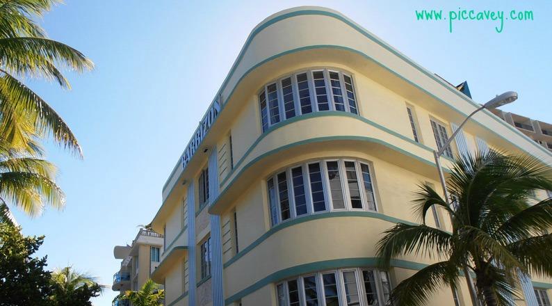 Art Deco Holiday in Miami