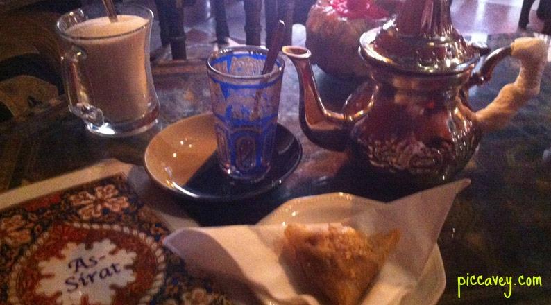 tea shops in Granada