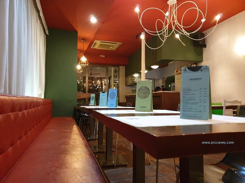 Astronauta Cordoba Restaurant