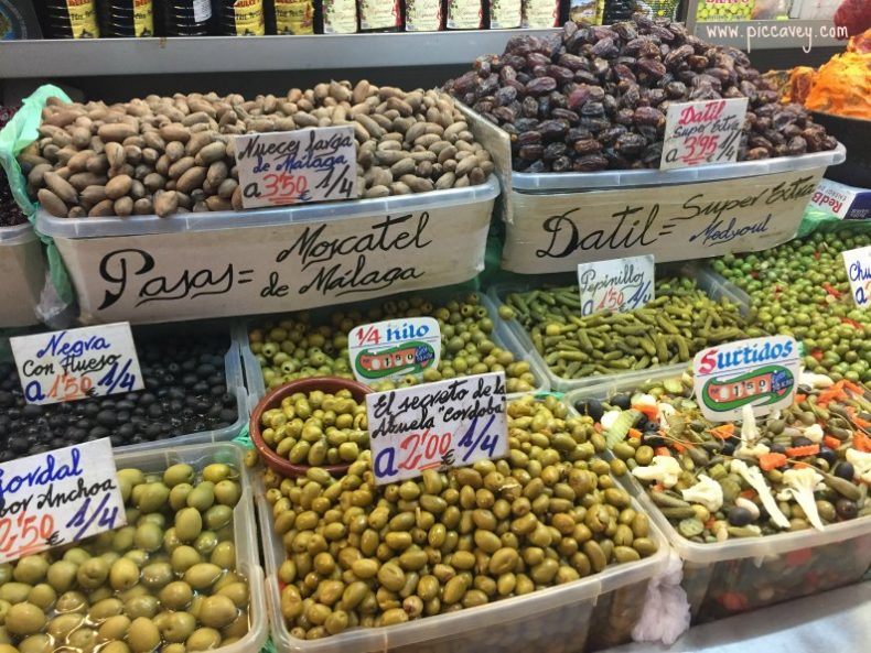 Authentic Spain Food
