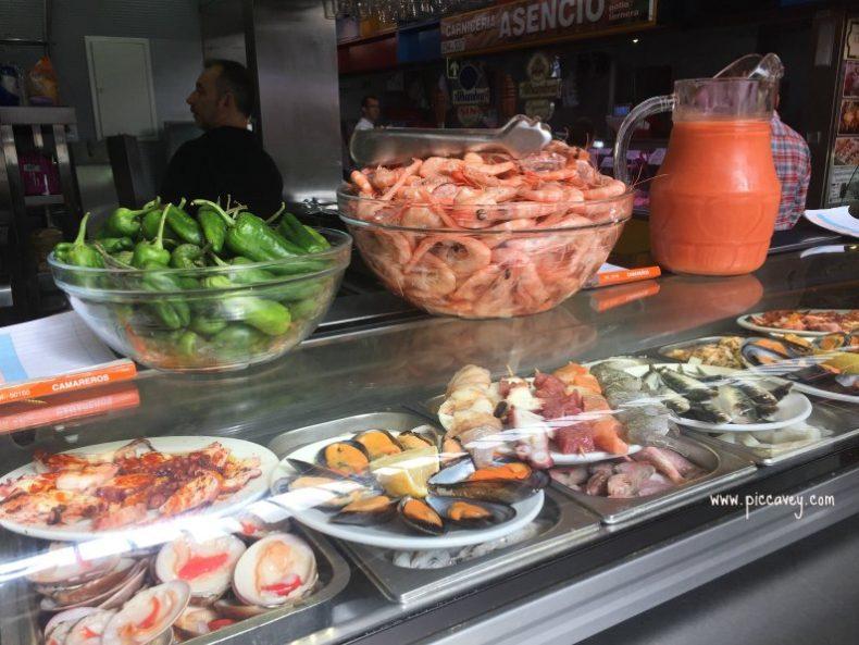 Authentic Spain Food Spanish Tapas